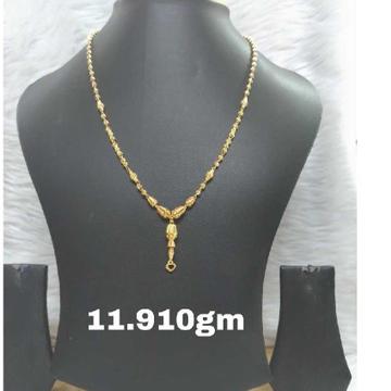 22kt Gold Antique Necklace