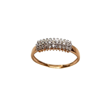 18K Rose Gold Designer Ring MGA - LRG1147