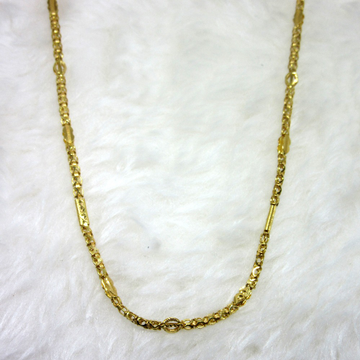 Gold Indo Classic Fancy Chain