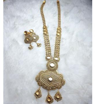 Antique Khokha Necklace Set by