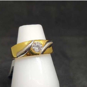 916 gold ring For Men NO-26509