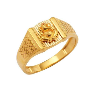 22ct Desiger Gents Ring by Vipul R Soni