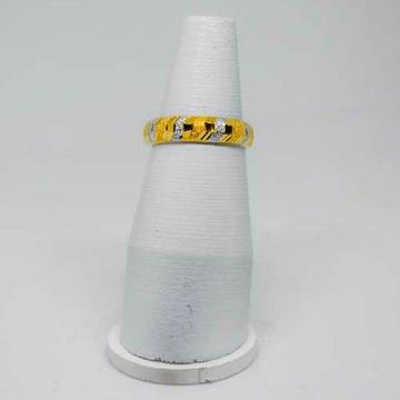 Ladies Ring With Rodium