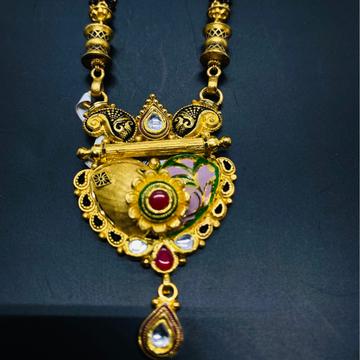 Mangal Sutra by Devika Art Jewellery
