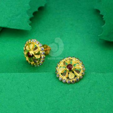 18 Ct Cz Fancy Tops
