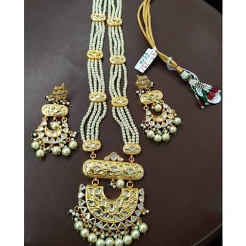 Beautiful Long Necklace Set#842