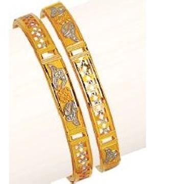 22K / 916 Gold Ladies Antique Kadli
