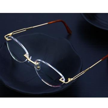Mens 18k gold spectacles rh-ga476
