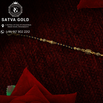 916 Gold Bracelet SGB 22
