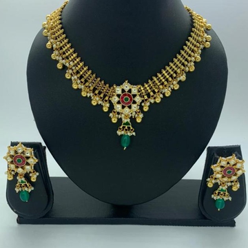artificial latest design stylish necklace set  by