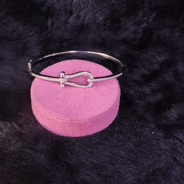 92.5 Sterling Silver Fancy Bracelet SLU-492