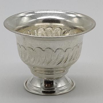 Silver bowl jys0031