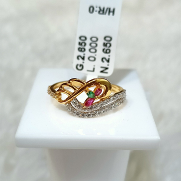 22 KT FANCY RING by