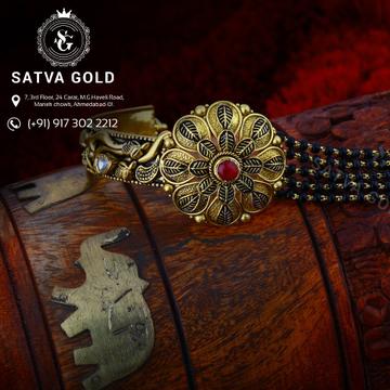 22KT Gold Bracelet SGB 33