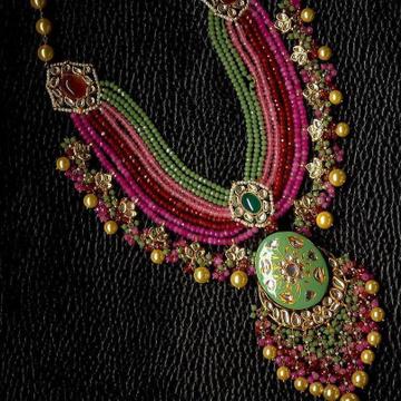 designer necklace#256