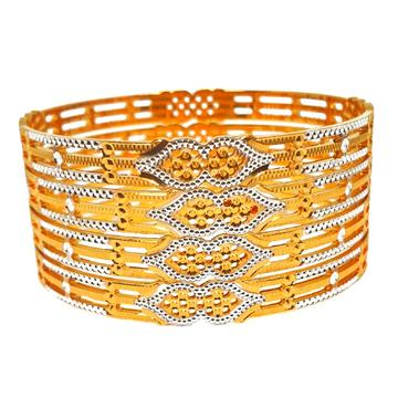1 gram gold forming 4 piece bangles mga - bge0435