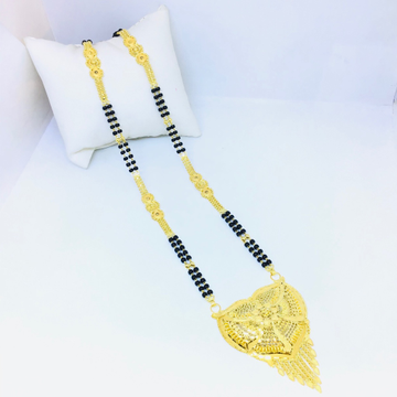 DESIGNING FANCY MANGALSUTRA by