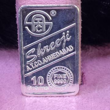 999 Silver Ten Gram Silver Lagdi
