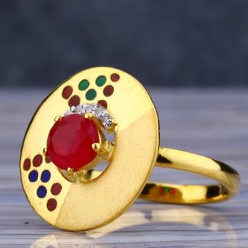 22 carat gold ladies rings RH-LR441