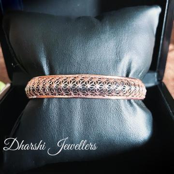 copper coated Silver Bracelate