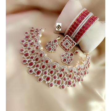 Cz Jewellry With Earingss