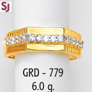 Gents Ring Diamond GRD-779