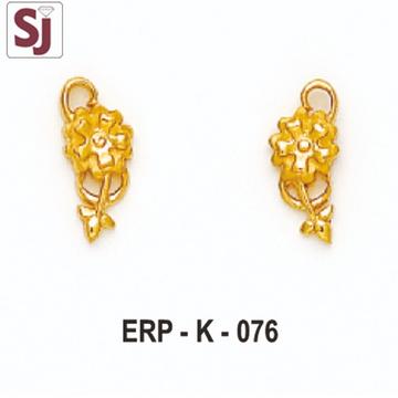 Earring Plain ERP-K-076