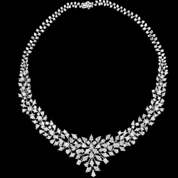 Diamonds NecklaceJSJ0153