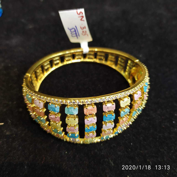 Colourful Openable Bracelet#895