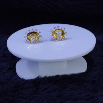 22KT/916 Yellow Gold Atticus Earrings For Women