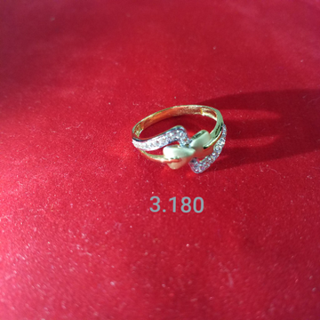 22 kt gold rings by