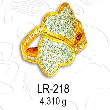 916 lADIES RING LR-218