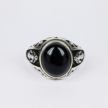 92.5 sterling silver turkish ring ml-139