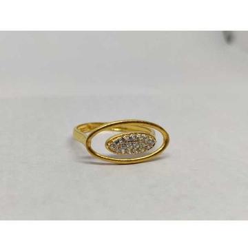 22k Ladies Fancy Gold Ring Lr-17099