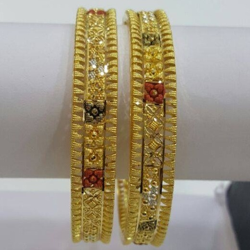 22KT Gold kalakti Patala GKP-002