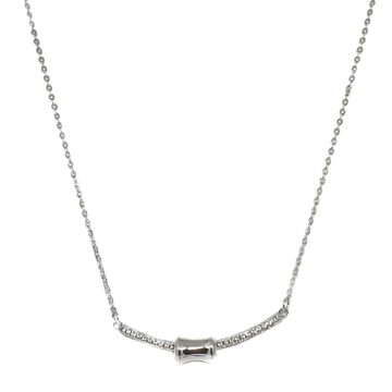 925 Sterling Silver Fancy Necklace MGA - STS0003