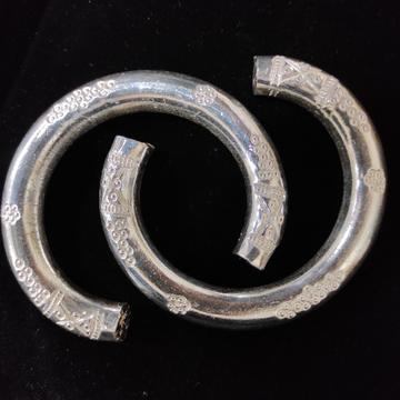 silver kada by