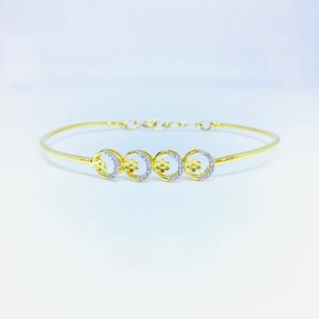 BRANDED FANCY REAL DIAMOND BRACELET by