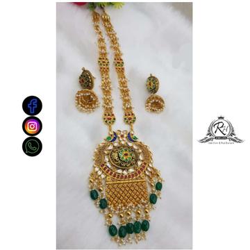 22 carat gold traditional ladies set RH-LS561