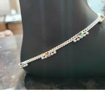 92.5 Sterling Silver Mina Tili Rava Payal Ms-3508