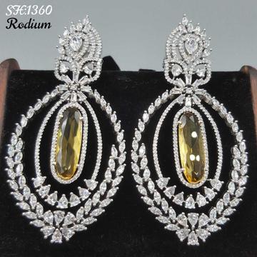 Beautiful Diamond Earrings#1052