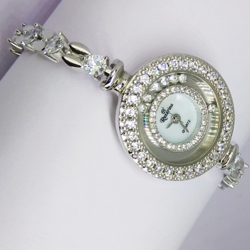 92.5 sterling silver exclusive ladies watch ml-003
