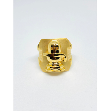 916 Gold Designer Ring For Men KDJ-R007