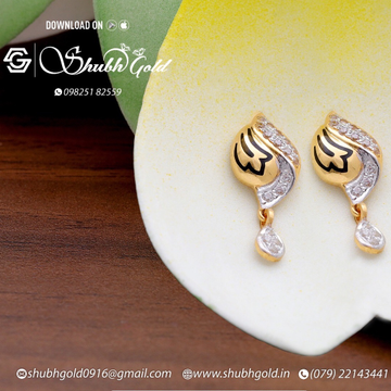 CZ Hanging Tops by Shubh Gold