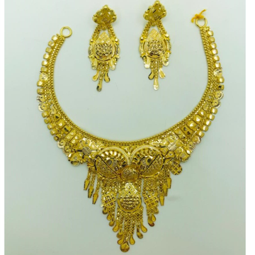 916 gold set by