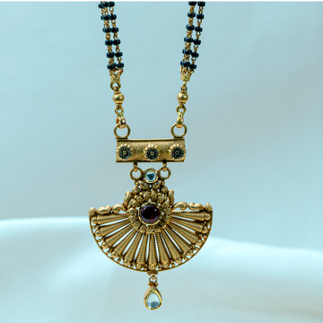 916 gold Antique Magalsutre MSP-471 by