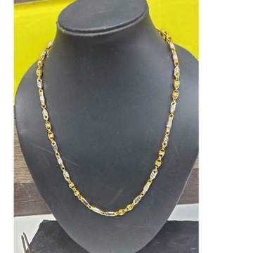 22k Gents Fancy Gold Chain G-9004