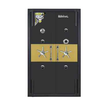 Double door jwellery safe