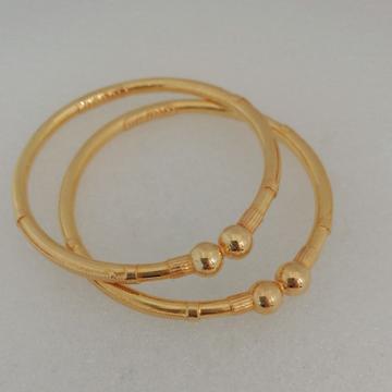916 gold fancy baby copper kadali by Vinayak Gold