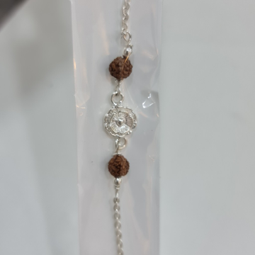 92.5 SILVER RAKHI AVAILABLE by Sangam Jewellers